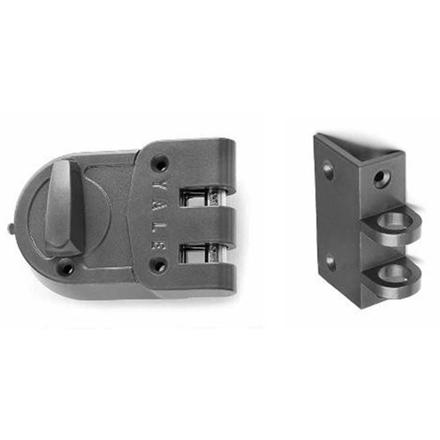 Rim Locks, Automatic Deadbolt V297의 그림