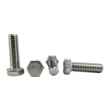 304 Stainless Steel Hex Head Screw Bolts, Metric Size From M4 to M36,304STCS-M의 그림