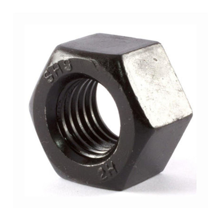 Extreme-Strength Steel Extra-Wide Hex Nut, Grade 2H, 2H Hex Nut의 그림