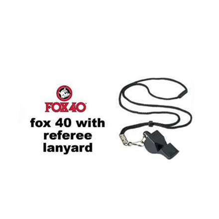 Picture of The Classic Fox 40 with Referee Lanyard, U04CF40
