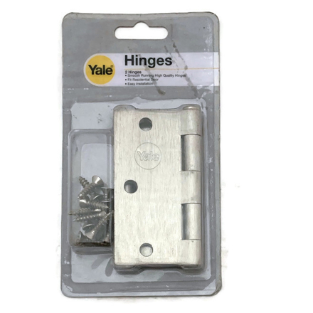 Yale V1135 US15, Heavy Duty Loose Pin Hinges, Satin Nickel, V1135US15의 그림