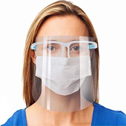 Protective Mask, Face Shield의 그림