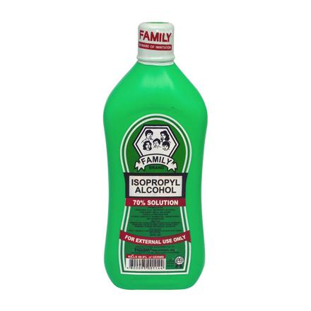 Family Isopropyl Rubbing 70% Alcohol, FAM05의 그림