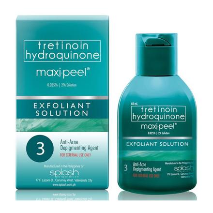 Picture of Maxi Peel  Exfoliant Solution #3, MAX38B