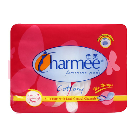 Picture of Charmee Sanitary Napkin for All Types of Flow without Wings, CHA146