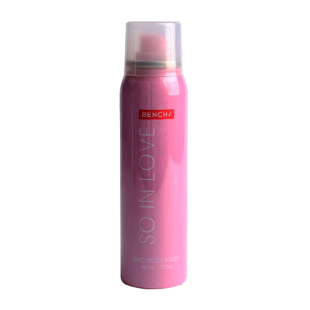 Bench So In Love Deo Body Spray,  HER03B의 그림
