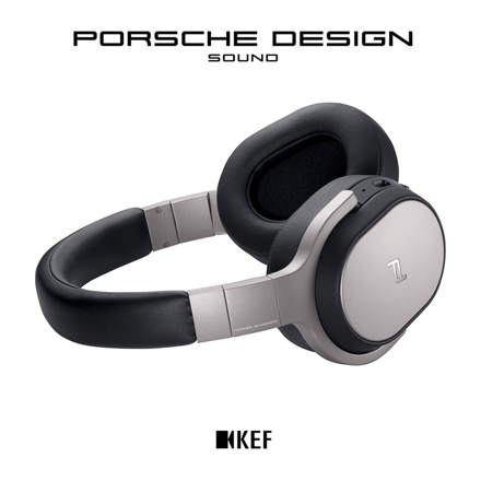 KEF Porsche Design Sound, Space One Wireless Headphoes, KEFPDW21의 그림