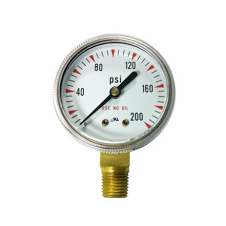 Harris Oxygen Gauge 200 PSI, 6083의 그림