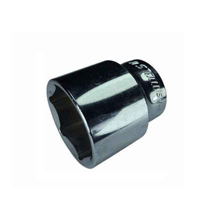 """Picture of S-Ks Tools USA Series 1/2"""" Drive 6 Points Impact Socket (Chrome), DB-A12"""