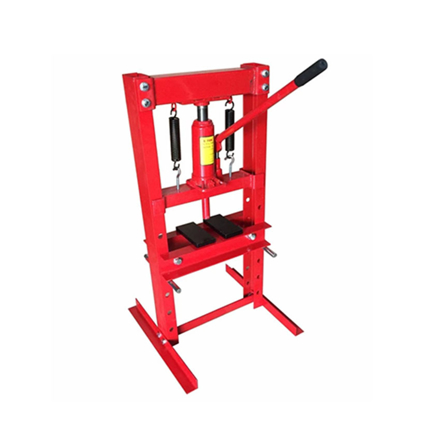 Picture of S-Ks Tools USA Hydraulic Shop Press (Black/Red), JMSP-9006