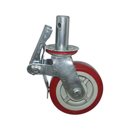 """Picture of Caster Wheel PVC 8"""", CWPVC8"""""""