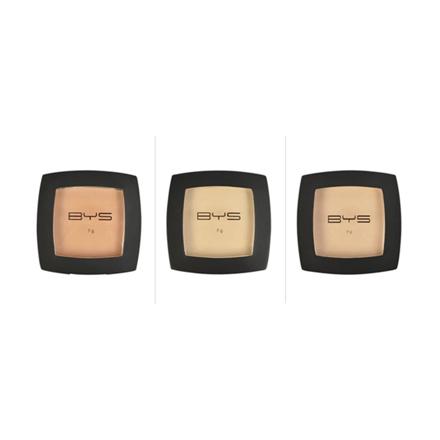 BYS Compact Powder with Mirror (Light, Medium, Dark), CO/CPO2LI의 그림