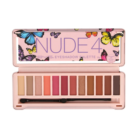 BYS Nude 4 12pcs Eyeshadow Palette, CO/ESONU4의 그림