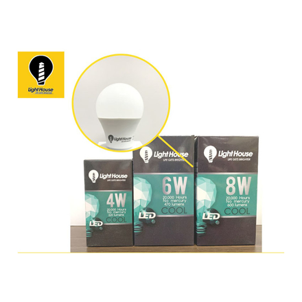 Picture of Lighthouse LED Bulb 12W, LHA60E27-12W-DL