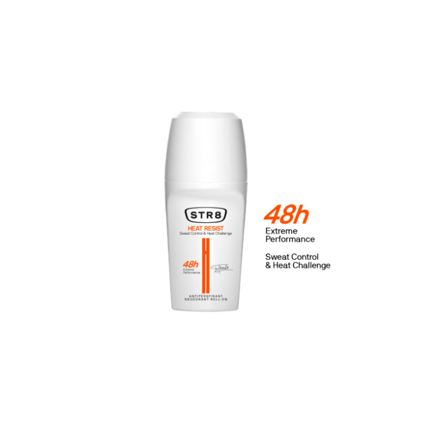 Picture of Str8 Deodorant Roll On 250 ml Heat Resist, 8571027200