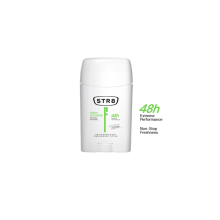 Picture of Str8 Deodorant Stick 250 ml Fresh Recharge, 8571033034