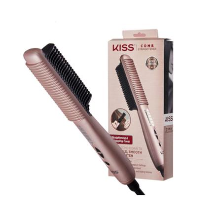 Picture of Kiss New York Comb Straightener, CS1PHRG
