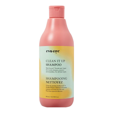 Picture of Eva-Nyc Clean It Up Shampoo 250 ml, EV50.10303