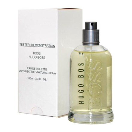 Picture of Hugo Boss Clear Bottle Tester 100 ml, HUGOBOSSCLEARTESTER