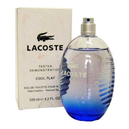 Picture of Lacoste Cool Play Blue Men Tester 125 ml, LACOSTECOOLTESTER