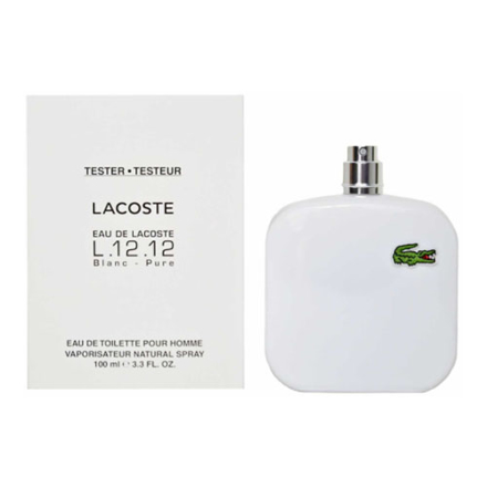 Picture of Lacoste Pure Blanc Men Tester 100 ml, LACOSTEPURETESTER