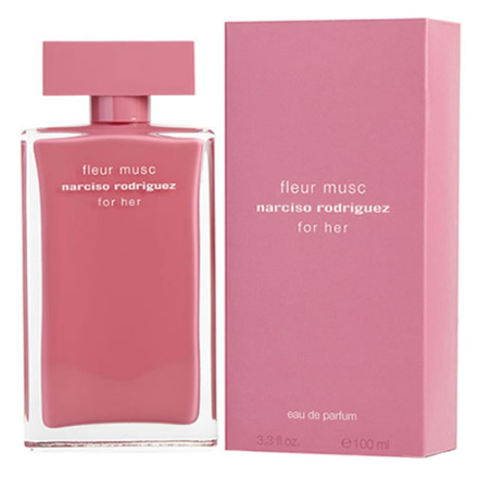 Picture of Narciso Rodriguez Fleur Musc Women Authentic Perfume 100 ml, NARCISOFLEUR