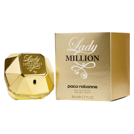 Picture of Paco Rabanne Lady Million Women Authentic Perfume 80 ml, PACORABANNELADY