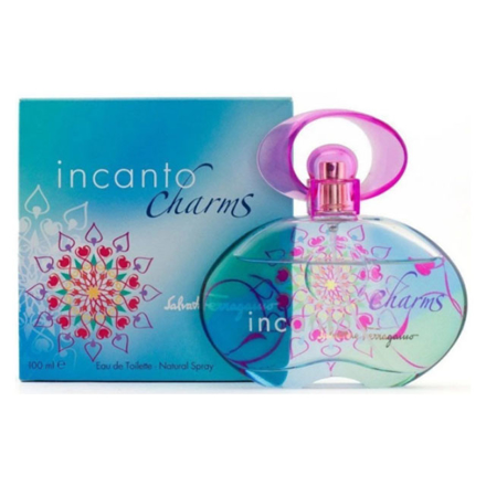 Picture of Salvatorre Ferragamo Incanto Charms Women Authentic Perfume 100 ml, SALVATORRECHARMS