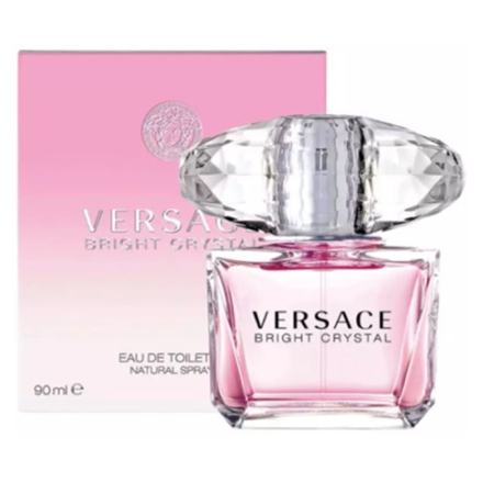 Picture of Versace Bright Crystal Women Authentic Perfume 90 ml, VERSACECRYSTAL