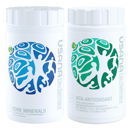 Picture of Usana CellSentials (224 Tablets) Food Supplement, USANACELLSENTIALS
