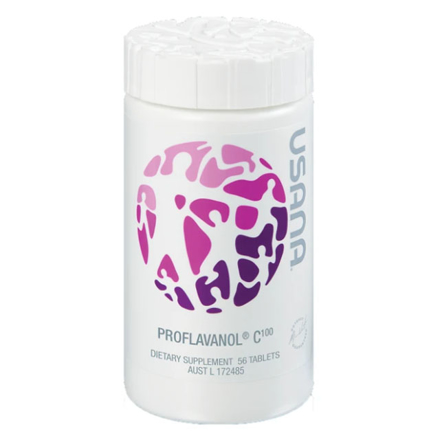 Picture of Usana Proflavanol C100 (56 Tablets) Food Supplement, PROFLAVANOLC100