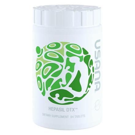 Picture of Usana Hepasil DTX (84 Tablets) Food Supplement, HEPASILDTX