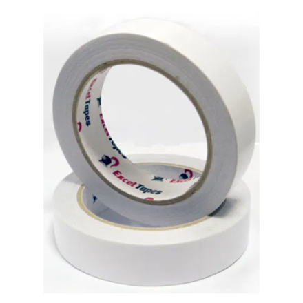 Picture of Excel Double Sided Tape Tissue Type (12mm x 10m, 18mm x 10m, 24mm x 10m), EXCELDS.TAPE