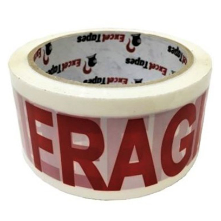 Picture of Excel Fragile Tape (48mm x 50m, 48mm x 100m), EXCELF.TAPE