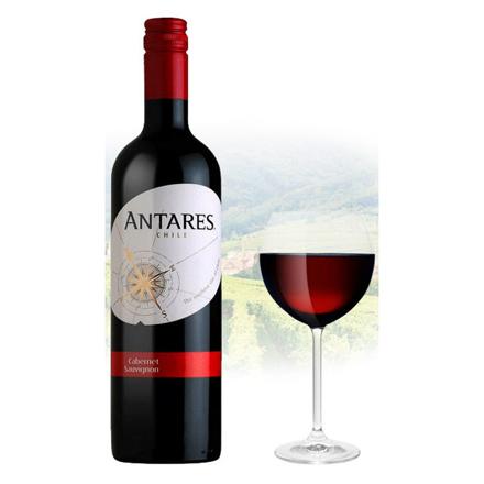 Picture of Antares Cabernet Sauvignon Chilean Red Wine 750 ml, ANTARESCABERNET