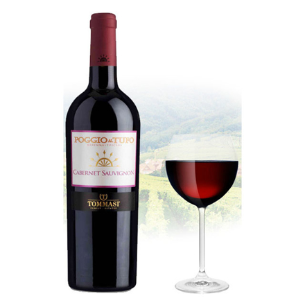 Picture of Il Poggio Cabernet Sauvignon Italian Red Wine 750 ml, ILPOGGIOCABERNET