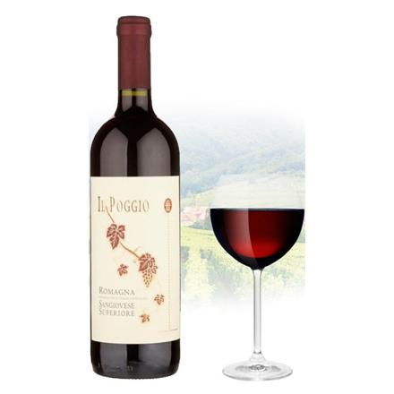 Picture of Il Poggio Sangiovese Italian Red Wine 750 ml, ILPOGGIOSANGIOVES