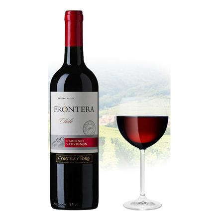 Picture of Frontera Cabernet Sauvignon Chilean Red Wine 750 ml, FRONTERACABERNET750