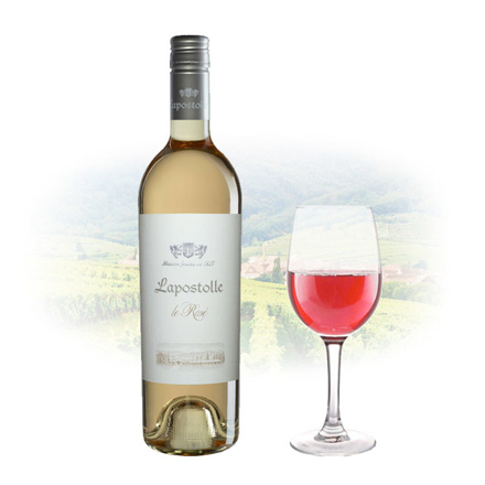 Picture of Lapostolle Le Rose Grand Selection Chilean Pink Wine 750 ml, LAPOSTOLLEROSE
