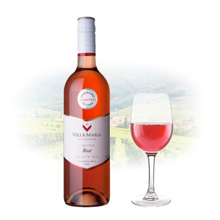 Picture of Villa Maria Private Bin Rose New Zealand Pink Wine 750 ml, VILLAMARIAROSE