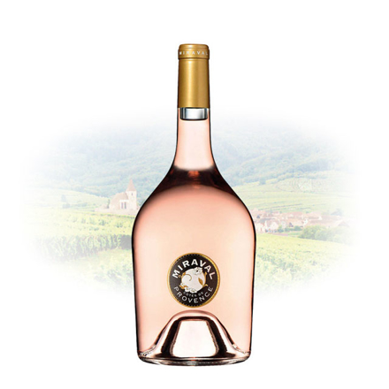 Picture of Miraval Rose Cotes de Provence French Pink Wine 750 ml, MIRAVALROSE