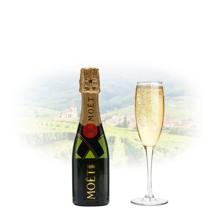 Picture of Moet & Chandon Brut Imperial Champagne 200ml Miniature, MOETIMPERIAL