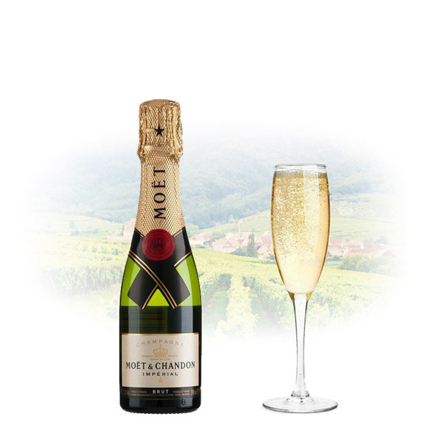 Picture of Moet & Chandon Brut Imperial Champagne 375 ml (Half Bottle), MOETIMPERIAL375