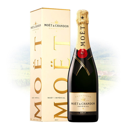 Picture of Moet & Chandon Brut Imperial Champagne 750 ml, MOETIMPERIAL750