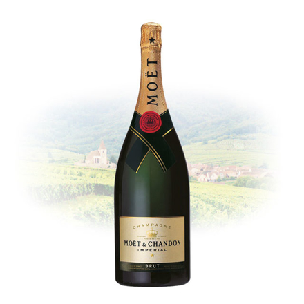 Picture of Moet & Chandon Brut Imperial Champagne 1.5 L Magnum, MOETIMPERIAL1.5L