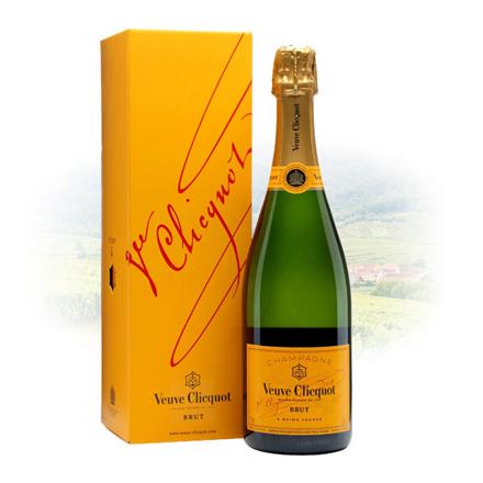 Picture of Veuve Clicquot Brut Champagne 750 ml, VEUVEBRUT750