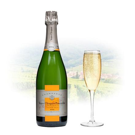 Picture of Veuve Clicquot Vintage Rich 2004 Champagne 750 ml, VEUVERICH2004