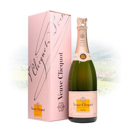 Picture of Veuve Clicquot Rose Champagne 750 ml, VEUVEROSE