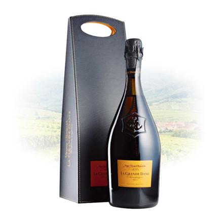 Picture of Veuve Clicquot La Grande Dame Brut Champagne 750 ml, VEUVEDAME