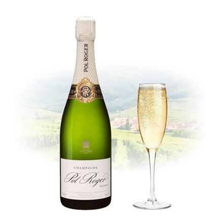 Picture of Pol Roger Reserve Brut Champagne 750 ml, POLROGERRESERVE